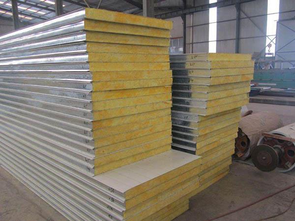 淺析巖棉彩鋼板的隔音用途